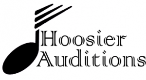 Hoosier Auditions Logo